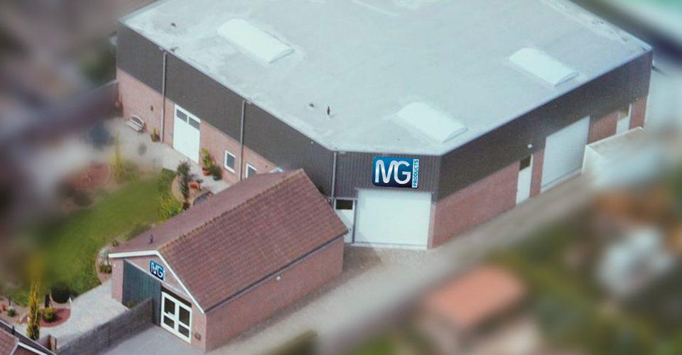 Bedrijfspand MG Products